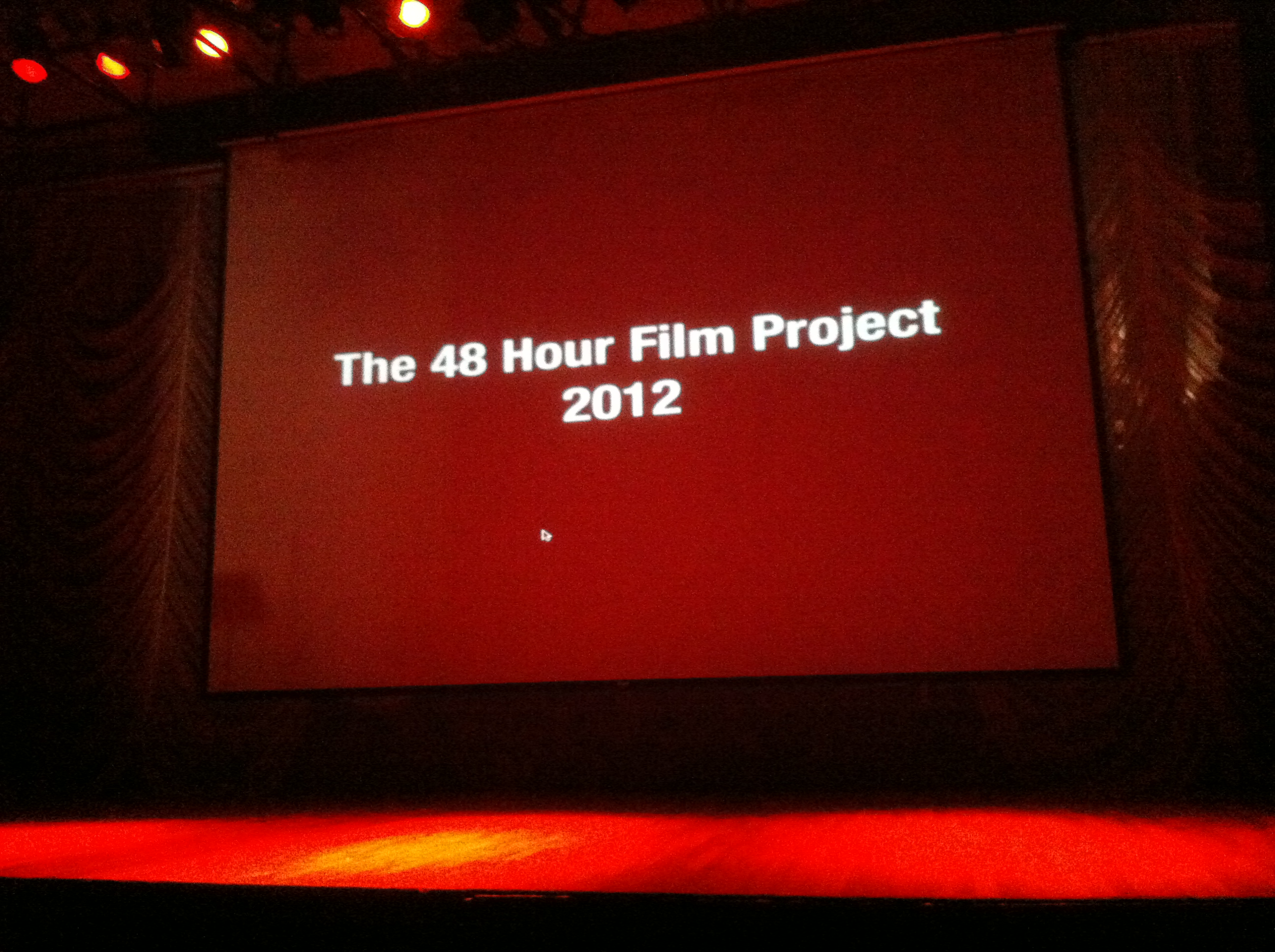 The 48 Hour Film Project Awards Show | The Charlie Tonic Hour