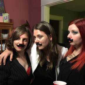 Fun with Mustaches
