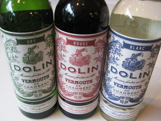 dolin-vermouths